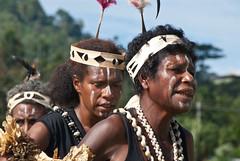 Keeping up the traditions (Sven Rudolf Jan) Tags: milnebay papuanewguinea canoeandkundufestival dancing traditional mailu jan hasselberg