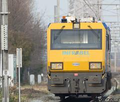 Gand-Gent-Dampoort Infrabel Geismar-2 (DiL Photos) Tags: infrabel croissrail sncb am96 bombardier alstom siemens vectron traxx class66 desiro am08 type 13 fret hkm cargo