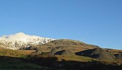 6188 Yr Wyddfa from the Rhyd Ddu road (Andy - Busyyyyyyyyy) Tags: 20161124 eryri goldenhour mmm mountain mtsnowdon snow snowdonia sss yrwyddfa