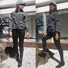 Hoy en el blog/today on the blog~~Buenaa noches a todos. Toca descansar! Dulces sueos#lifestyle #happy #streetstyle #looks #comfy #gorra #ootd #tagsforlikes #follow #instapic #instafashion (elblogdemonica) Tags: ifttt instagram elblogdemonica fashion moda mystyle sportlook springlooks streetstyle trendy tendencias tagsforlike happy looks miestilo modaespaola outfits basicos blogdemoda details detalles shoes zapatos pulseras collar bolso bag pants pantalones shirt camiseta jacket chaqueta hat sombrero