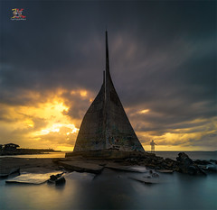 Storm Raiders (Jose Hamra Images) Tags: makassar sulawesi sulawesiselatan sunset sunrise indonesia landscape longexposure sea seascape waterscape water