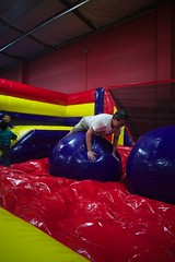 1381 Pops (mliu92) Tags: calcifer son birthday party pumpitup belmont