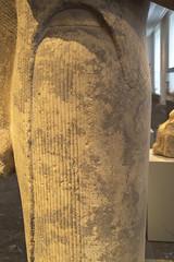 "High Archaic Greece - III: Cheramyes' Kore (Egisto Sani) Tags: artegreca berlino scultura cheramyes ""cheramyes group"" ""high archaic"" ""proto arcaico"" style period stile ""archaic period"" ""period archaic kore greek greca arte art marble marmo sculpture samos samo greece grecia heraion hera temple tempio altes museum ""sk 1750"" sk1750"