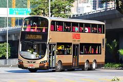 KMB Volvo B9TL 12m (Wright Gemini Eclipse 3 bodywork) (kenli54) Tags: kmb volvo volvob9tl b9 b9tl bus buses olympian wright gemini eclipse wrightbus noadv 281a ul3064 avbwu avbwu451