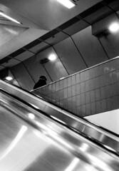 401-X87/108 (Jock?) Tags: australia victoria melbourne central station railway train metro ptv underground subway museumstation melbourneundergroundrailloop murl cityloopcandid documentary film vintage retro kodak hawkeye surveillance 2485 nikon s2 nikkorhc 5cm 12 rangefinder