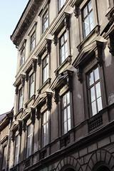 Dob utca (LG_92) Tags: budapest hungary city architecture winter decay nikon dslr d3100 vintage december 2016 house building window streetshot shadows historism outdoor
