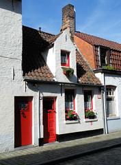 Belgian Cottage (R~P~M) Tags: house cottage briges belgium belgie belgique brugge