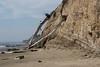 Unstable cliffs at Gaviota Beach S24A1160 (grebberg) Tags: gaviotabeach gaviotastatepark santabarbaracounty california october 2016 unstable cliff usa