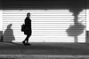 By looking (pascalcolin1) Tags: paris13 femme woman ombre shadow lumière light regard look looking photoderue streetview urbanarte noiretblanc blackandwhite photopascalcolin