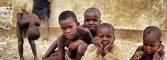 Herero Kids (hapePHOTOGRAPHIX) Tags: hapephotographix hasselblad xpan africa afrika namibia 516nam 516xpn 999peo herero village dorf pueblo kaokoland kinder kids niños fav10 dsplyys