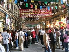 Damascus Syria (2006). (James Holme) Tags: syria souk damascus explorecouk
