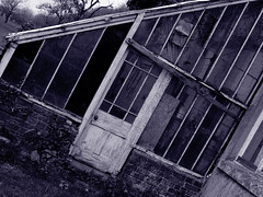 Abandoned 13 (suzanna_hughes) Tags: urban white black abandoned farmhouse landscape cottage exploration asylum denbigh urbanex