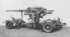 8.8 cm Flak 18 on the Sd.Ah.2