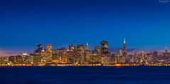 "San Francisco Skyline at dusk • <a style=""font-size:0.8em;"" href=""http://www.flickr.com/photos/41711332@N00/9119091995/"" target=""_blank"">View on Flickr</a>"