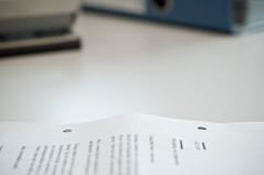 A pair of holes (glukorizon) Tags: desktop paper letter brief papier bureaublad binder holepunch odc ordner pieceofpaper perforator apairof odc2 ourdailychallenge
