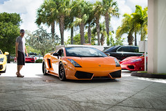 Underground Racing (Matthew C. Photography) Tags: orange cars beach coffee 35mm underground photography nikon matthew c fast twin racing palm turbo atlas carbon f18 fiber lamborghini arancio 1000 gallardo horsepower 1250 yolo d3200 lp560