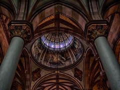 St-Antoine de Padoue / Columns and dome (!Michel Grenier!) Tags: church architecture columns dome église hdr longueuil dôme coupole colonnes olympusem5 olympusm17mmf18
