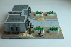 Extract and Eliminate Side (Toro .) Tags: us lego diorama thepurge shadowknight2