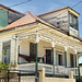 Vecchie case di Belize City