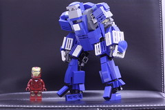 lego iron man mark 23 - photo #14