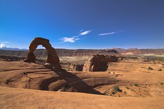 Delicate Arch: Arches National Park Utah (MRINMAY MALLIK) Tags: southwest utah arch arches moab delicate archesnationalpark delicatearch