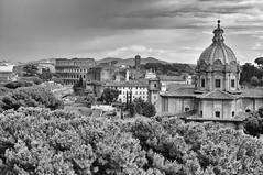 Rome (Colin'sPic's) Tags: italy rome church ruin colosseum