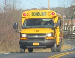New Paltz CSD #130 (ThoseGuys119) Tags: bluebird schoolbus newpaltzny newpaltzcsd