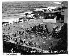 New Baths, Bondi Beach, NSW