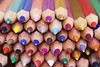 (victrixia) Tags: color art pencil colorful sharp psychedelic lapis colorpencil kulay