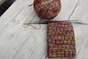 Lacunae in progress (heatheratjoeyshouse) Tags: lacunae knitspot extraolives nummanumma