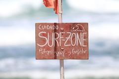 surfzone (nils tiburon) Tags: sea summer espaa beach strand mar meer surf sommer fuerteventura playa canarias plage lapared 300mmtc14