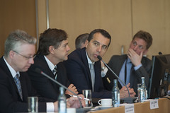 Christian Kern speaking