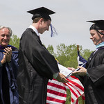 "<b>Luther College Commencement 2014</b><br/> Luther Celebrates the Graduating Class of 2014. Photo taken by Toby Ziemer.<a href=""http://farm6.static.flickr.com/5551/14099420798_fccd31dee5_o.jpg"" title=""High res"">∝</a>"