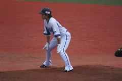 DSC09774 (shi.k) Tags: 140505 横浜ベイスターズ イースタンリーグ 松本啓二朗 横須賀スタジアム