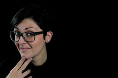ele (Signora Bovary) Tags: portrait selfportrait me workshop ritratto pek