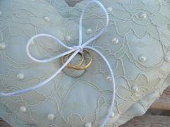 Porta Alianças (GarotaECO Atelie) Tags: coração casamento noiva portaaliança