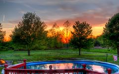 Sunset (HDR) (RJM Multimedia) Tags: sunset ny photoshop canon landscape buffalo memorial day 7d hdr akron lightroom photomatix canon24105mml canon24105f4 canon24105mm canon7d buffalophotographer buffaloportraitphotographer buffalonyphotgrapher