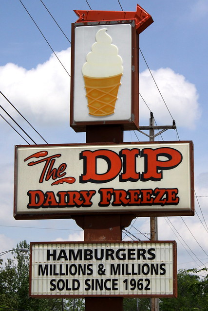 The Dip Dairy Freeze - Dover, TN