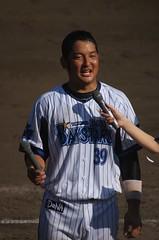 DSC05299 (shi.k) Tags: 横浜ベイスターズ 140601 嶺井博希 イースタンリーグ 平塚球場