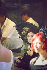 Viktorianisches Picknick 2014 (a n u n e fotologie) Tags: 6 black juni picnic gothic victorian wave leipzig schwarz treffen gotik picknick pfingsten 2014 clarazetkinpark wgt kostm viktorianisches wgtleipzig wgt2014 wgt14