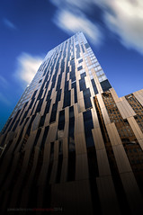 Manhattan, New York City (Long Exposure) (jc reyes) Tags: city nyc architecture travels long exposure cityscape tokina cpl hoya bigstopper