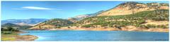 Emigrant Lake (ScottElliottSmithson) Tags: panorama nature oregon canon landscape eos 7d pacificnorthwest ashland southernoregon ashlandoregon emigrantlake eos7d dtwpuck scottsmithson scottelliottsmithson