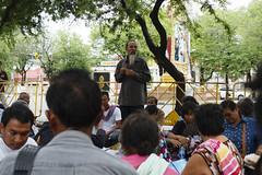 20140715-Coup de Tat day 55 (โนนดินแดง)-15 (Sora_Wong69) Tags: thailand bangkok military protest farmer anti politic coupdetat martiallaw assemblyofthepoor nondindang