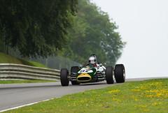 HSCC Classic Racing Cars Brabham BT10 (Lincoln Small) (motorsportimagesbyghp) Tags: motorracing motorsport brandshatch classicracingcars pilgrimsdrop lincolnsmall brabhambt10