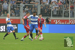 """Vorbereitungsspiel MSV Duisburg vs. FC Bayern Muenchen • <a style=""""font-size:0.8em;"""" href=""""http://www.flickr.com/photos/64442770@N03/14528616730/"""" target=""""_blank"""">View on Flickr</a>"""