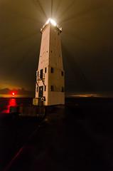 Frankfort Light (Aaron Springer) Tags: lighthouse michigan lakemichigan maritime nautical northernmichigan frankfortmichigan
