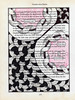 three days (Jo in NZ) Tags: blackandwhite drawing foundtext foundpoetry zentangle nzjo zendoodle