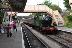 Gloucestershire & Warwickshire Railway 4270 2-8-0 Tank (Northern Ireland Railfan) Tags: railway gloucestershire warwickshire