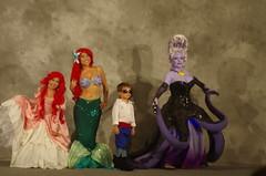 SDCC 2014 JPEG 3334 (Photography by J Krolak) Tags: ca ariel costume eric cosplay disney masquerade ursula comiccon littlemermaid sdcc2014