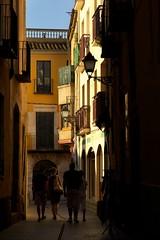 Castell d'Empries (Natalia Romay Photography) Tags: city travel light sunset summer espaa luz lamp atardecer spain ciudad girona viajes trips catalua 2014 castelldempries nataliaromay castellndeampurias nataliaromayphotography